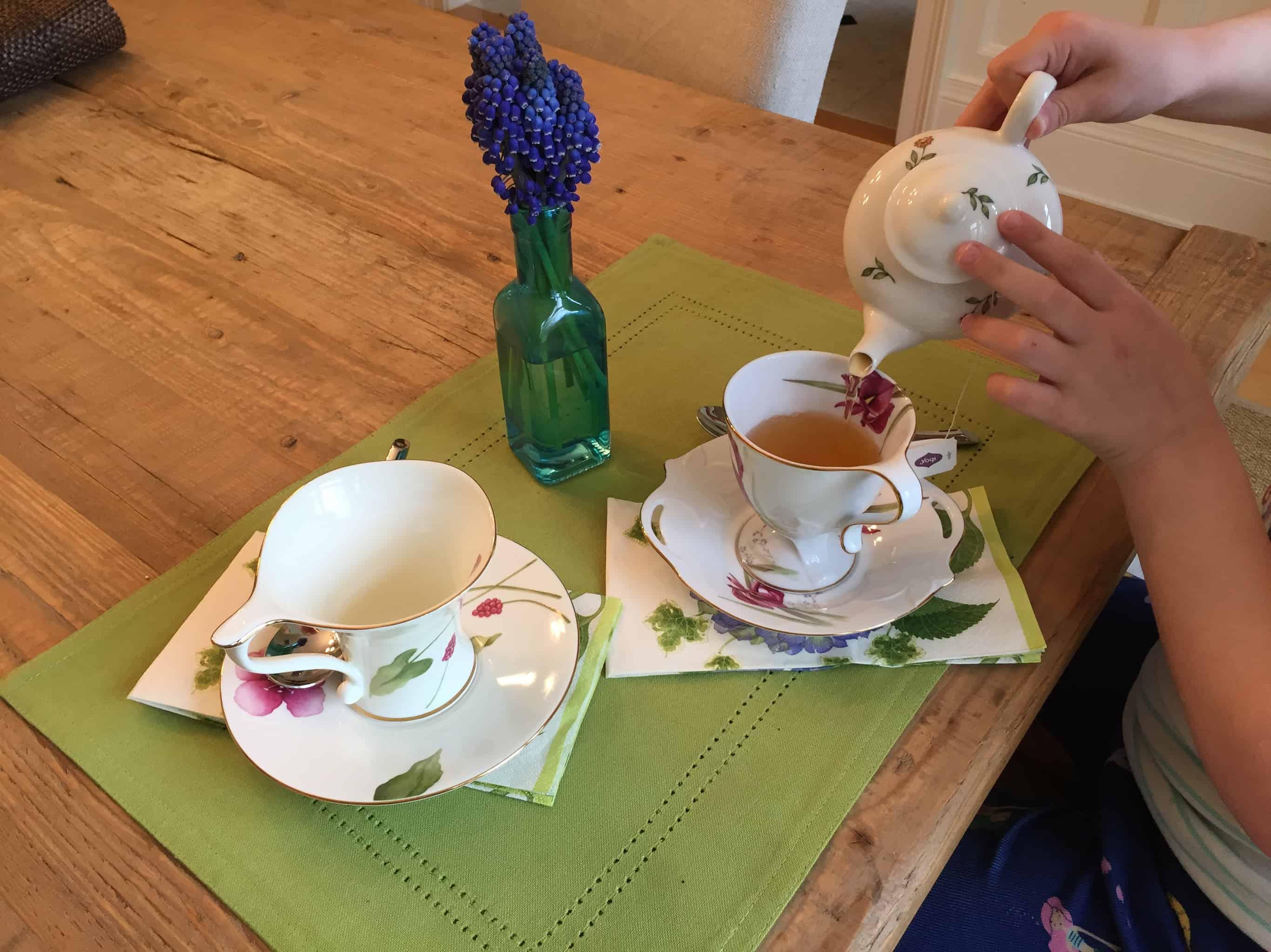 Muffins with Mom: by Dr Tarryn Mac Carthy