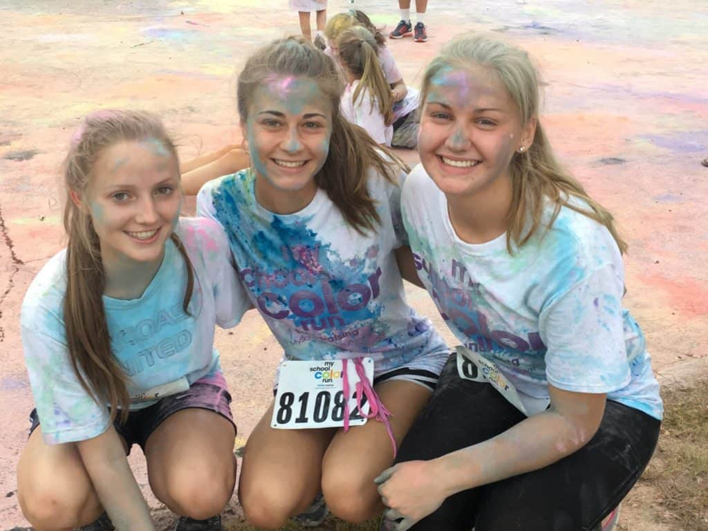 Color run pic 1024x768 - Please Help Us Support Falmouth Schools Color Run