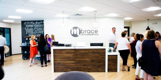 Mbrace Orthodontics Falmouth Maine Orthodontic Office Mbrace Events 74 of 27 670x335 - Empowering our Community with Events and Local Speakers