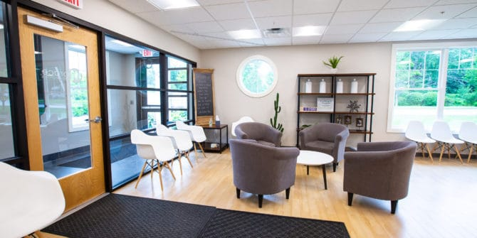 Mbrace Orthodontics Falmouth Orthodontics Office Mbrace Office Images 13 670x335 - We're an Orthodontic Office Empowering Southern Maine