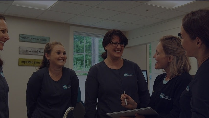 mbrace orthodontics falmouth me header team1 - Our Empowering Team