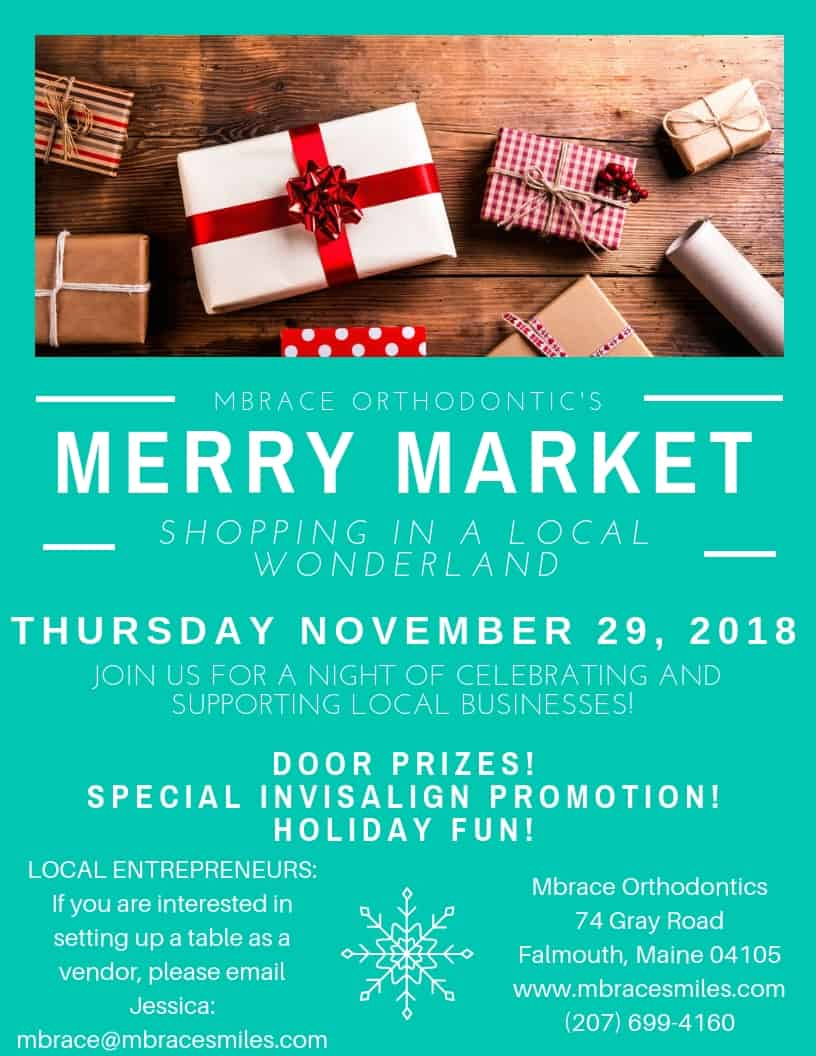 mPower Lecture Series Flyers - Mbrace Merry Market